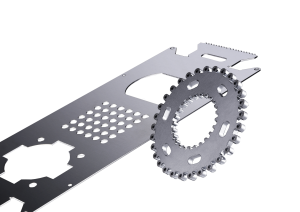 laser cutting stainless steel